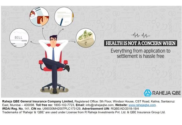 Raheja QBE Health Insurance